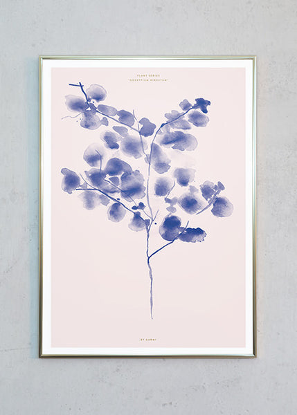 Cotton Plant - Pink fra By Garmi