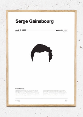 Never Forget - Serge Gainsbourg