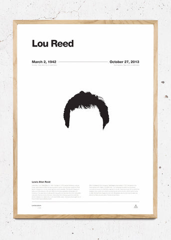 Never Forget - Lou Reed