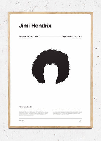 Never Forget - Jimi Hendrix