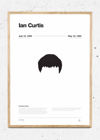 Never Forget - Ian Curtis