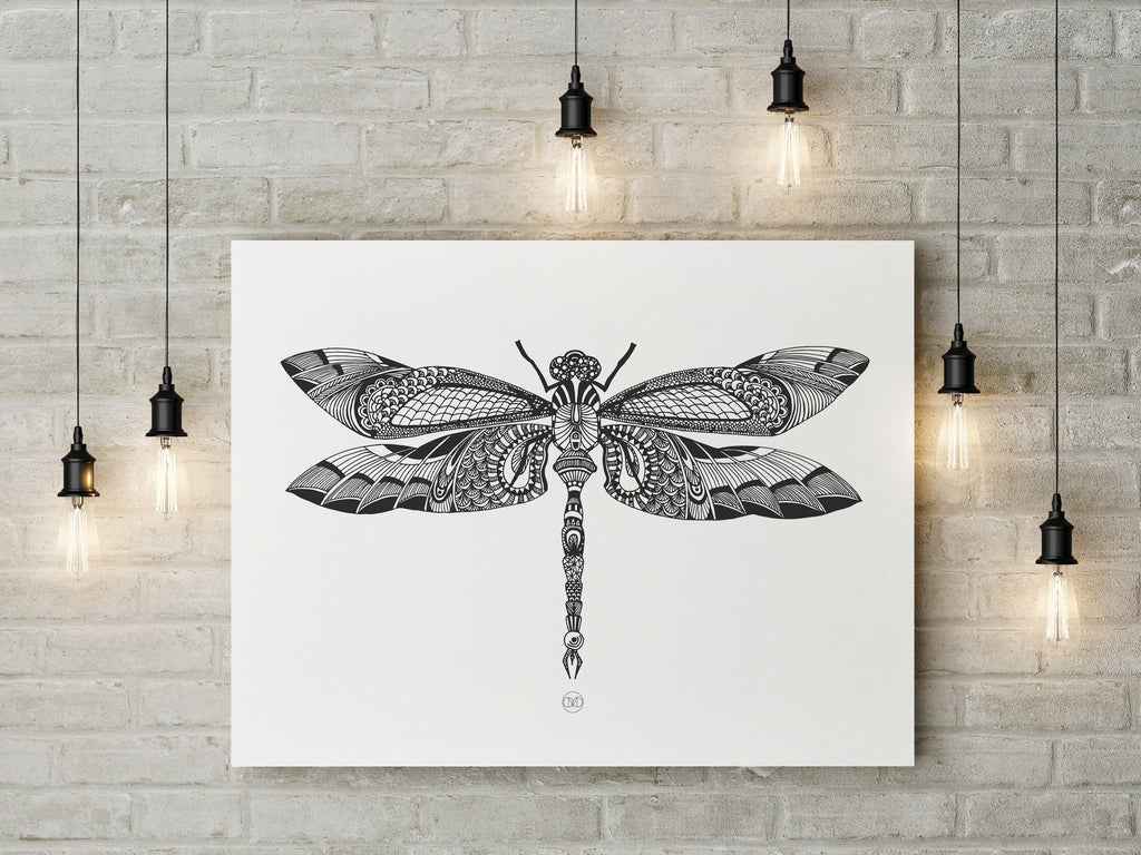 Dragonfly fra Moodic