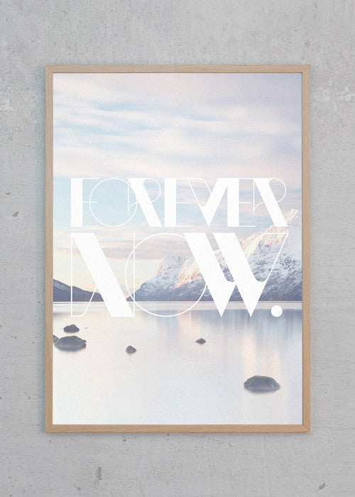 Plakat af Faunascapes: Forever Now fra What We Do