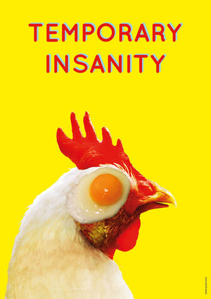 Temporary Insanity fra elastik design
