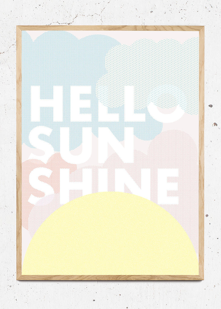 Hello Sunshine fra Friday & Today