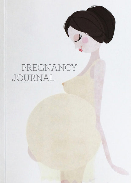 Pregnancy Journal fra Mie Frey