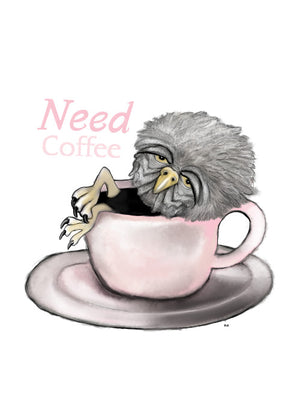Need Coffee fra Svenningsenmoller Design