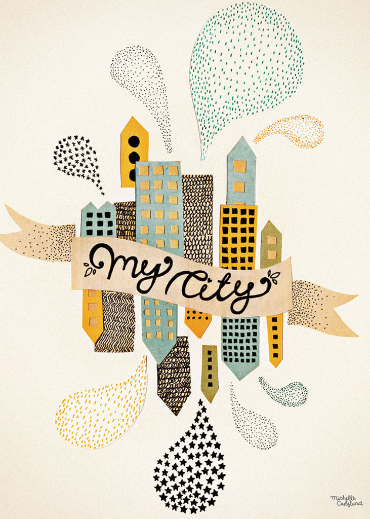 My City Two fra Michelle Carlslund