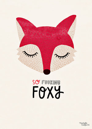 So Fucking Foxy fra Michelle Carlslund