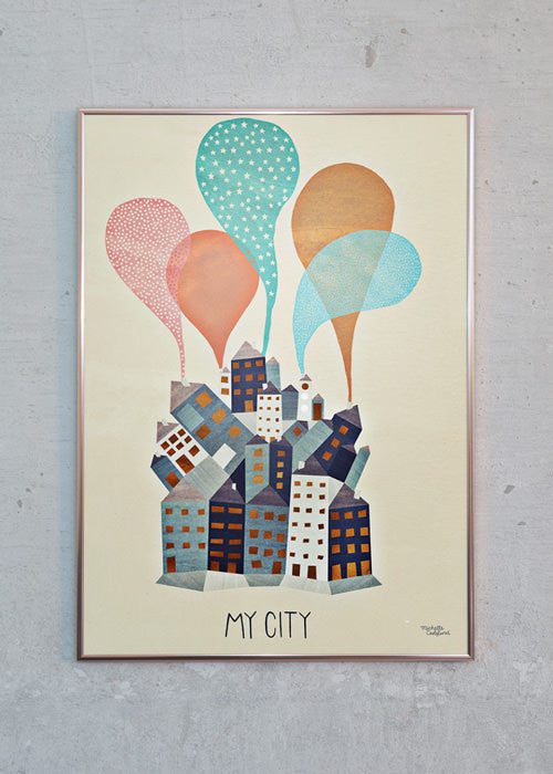 My City One fra Michelle Carlslund