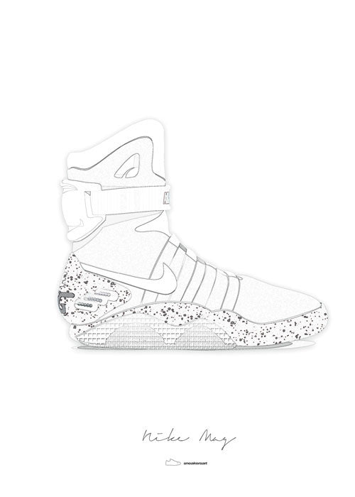 Nike Mag / Back to Future - 1 fra Sneakerart