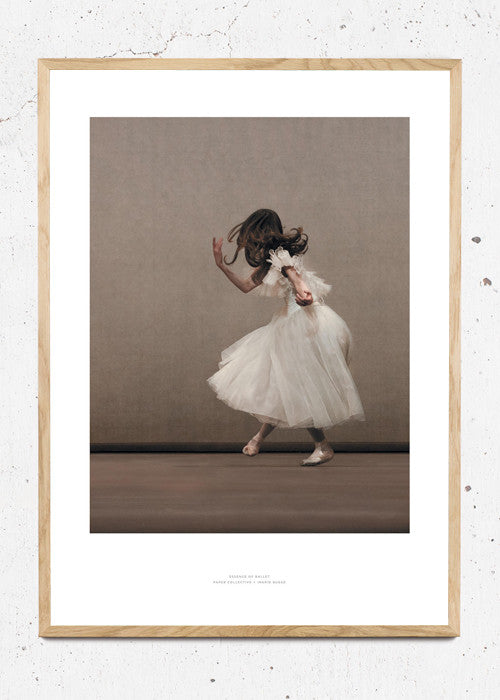 Essence of Ballet 02 fra Paper Collective