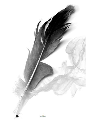 Smoking Feather fra Grenart