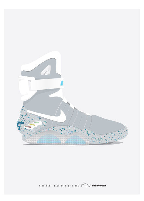 Nike Mag / Back to Future - 2 fra Sneakerart
