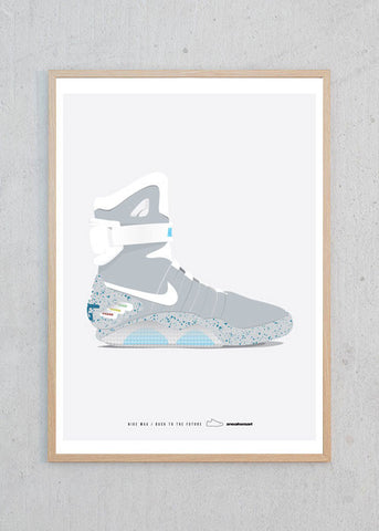 Nike Mag / Back to Future - 2