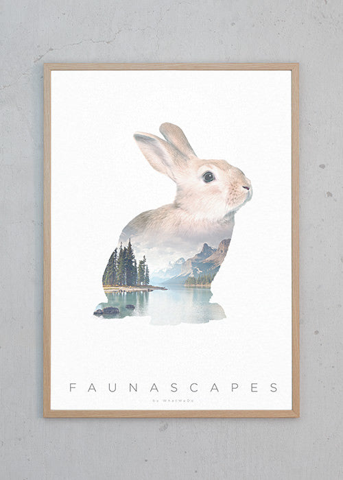 Faunascapes: Kaninen fra What We Do