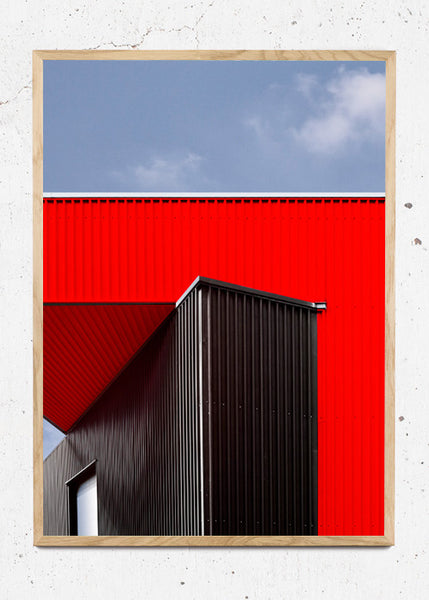 Black/Red fra CPH Studio - Selected