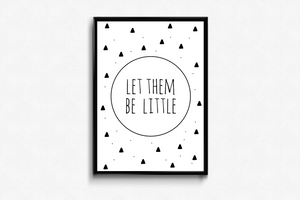 Let them be little fra Happy Trails Studios