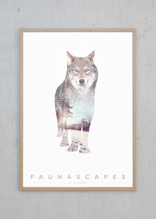 Faunascapes: Ulven fra What We Do