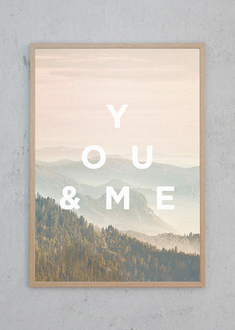 Faunascapes: You & Me
