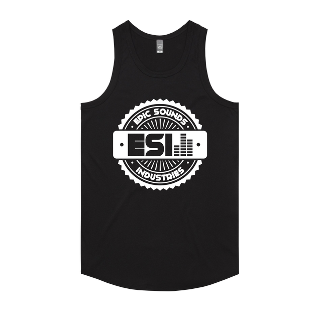 ESI - Epic Sound Industries Singlet - Rave Central