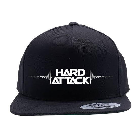 Hard Attack Snapbacks - Rave Central