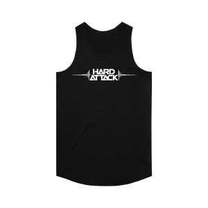 Hard Attack Singlet - Rave Central