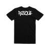 Risqué Double Sided Print T-Shirt #1 - Rave Central