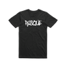 Risqué Double Sided Print T-Shirt #2 - Rave Central