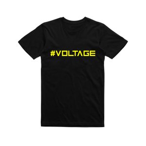 High Voltage - #Voltage T-Shirt - Rave Central