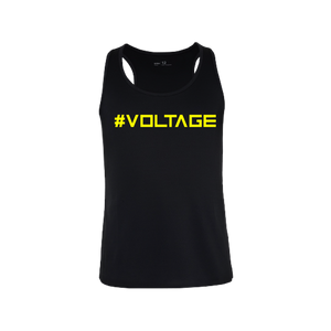 High Voltage - #Voltage Women's Singlet - Rave Central