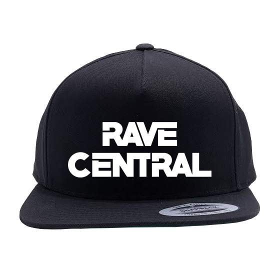 Rave Central Yupoong Snapback - Rave Central