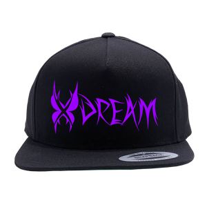 X Dream Snapback - Rave Central