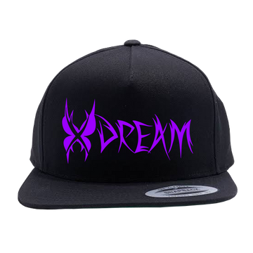 X Dream Yupoong Snapback - Rave Central - Rave Central