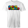 Super Cooked - Mens T-Shirt - Rave Central