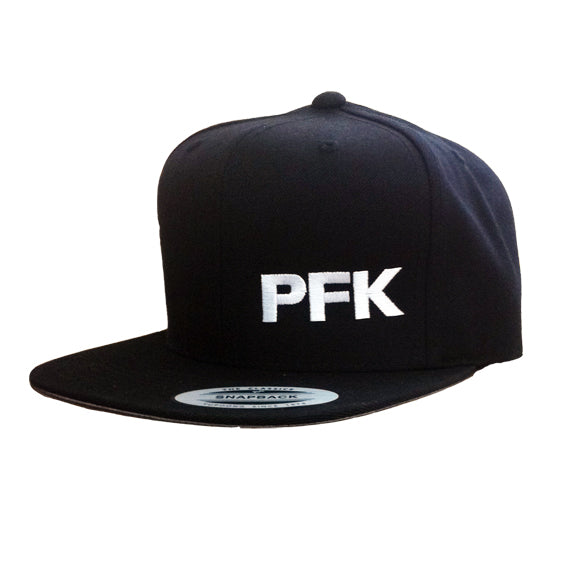 Pillfreak PFK Snapbacks - Rave Central