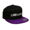 Pillfreak Colour Bill Snapback - Rave Central