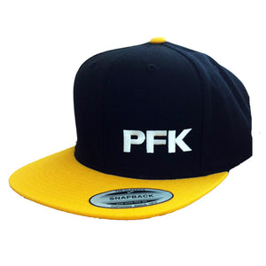 Pillfreak PFK Colour Bill Snapback - Rave Central