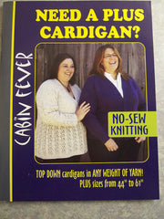 Need A Plus Cardigan? - Cabin Fever
