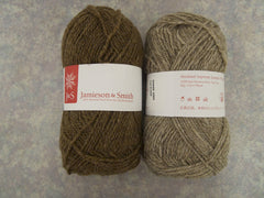 Jamieson & Smith Shetland Supreme 2-ply Jumper Weight (Natural Shetland)