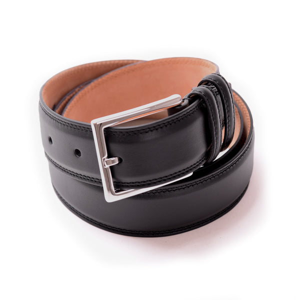 Bowline Belt in Black