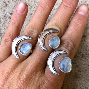 Rama Ring Moonstone