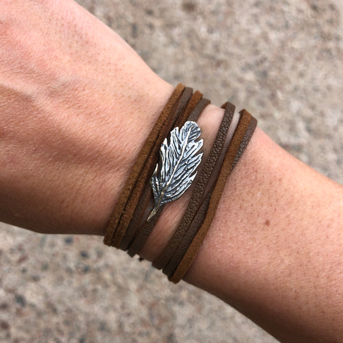 Aya Bracelet Brown