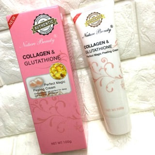 Collagen & Gluta Magic Peeling Cream BUY 1 TAKE 2