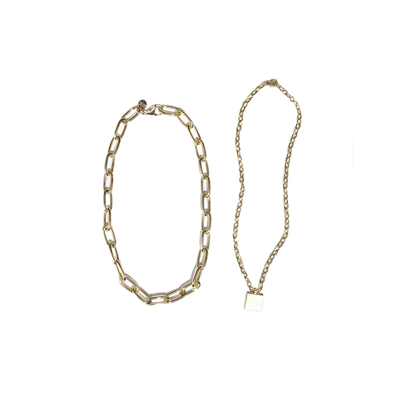 Vogue UK | 30 Chain-Link Necklaces That Are Modern Classics
