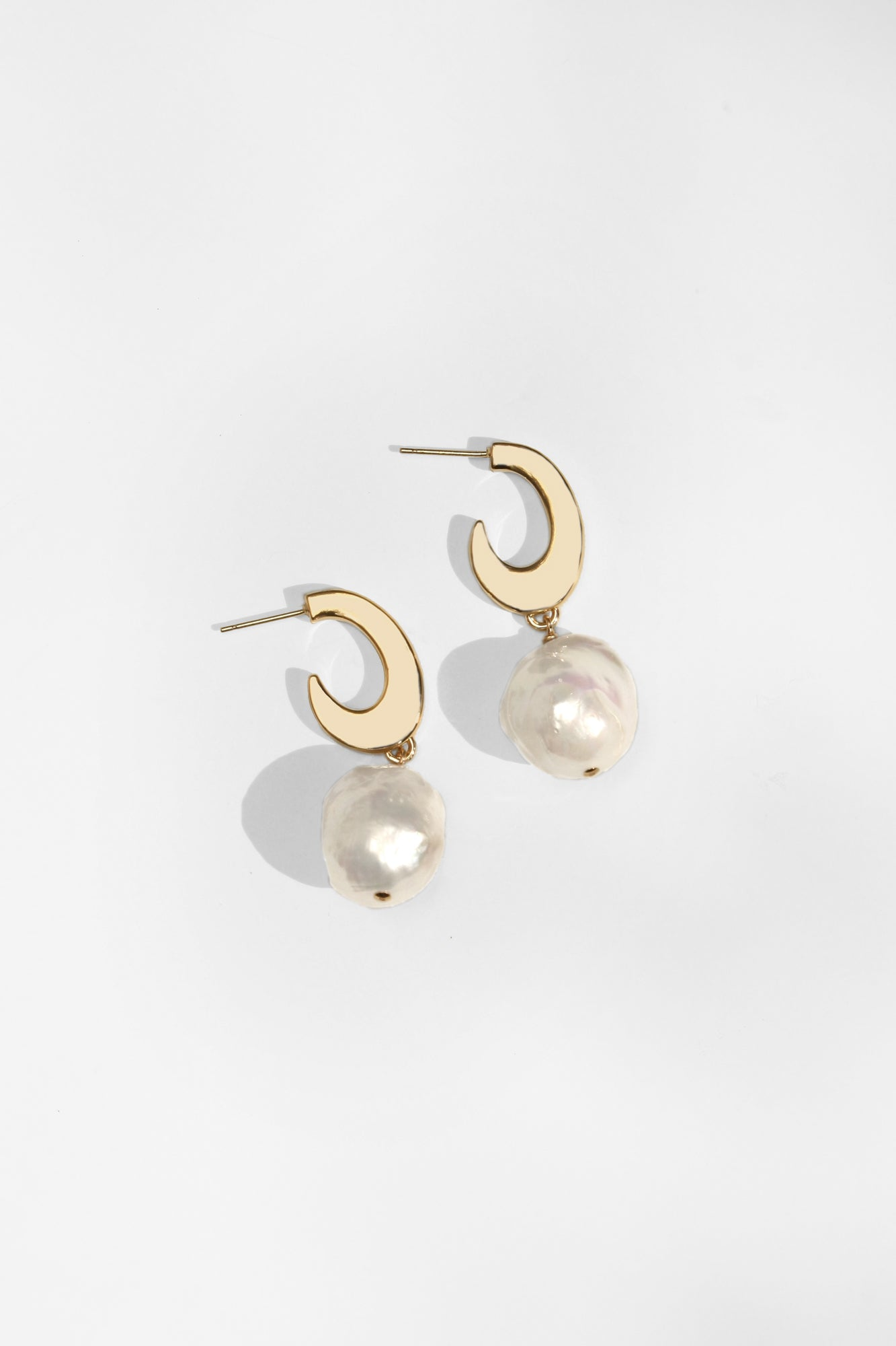 FELIX BAROQUE PEARL EARRINGS