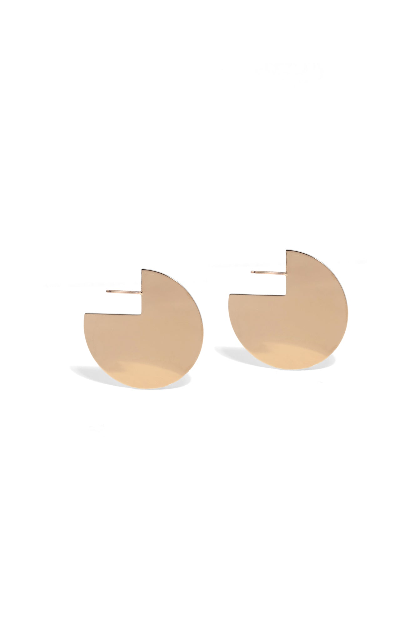 Ryan Circle Earrings