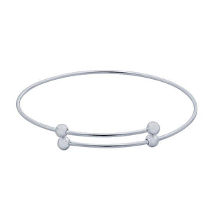 Silver Bracelet - Alpha Shine On LLC