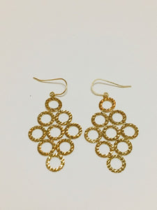 Hanging Earrings - Alpha Shine On LLC