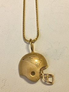 Sports Pendant Football - Alpha Shine On LLC